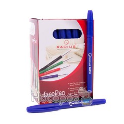 Ручка шариковая Radius fasePen
