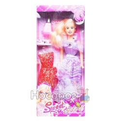 """Кукла типа """"Барби"""" 8201-1/2/3"""