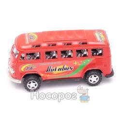 Автобус инерционный 595-15