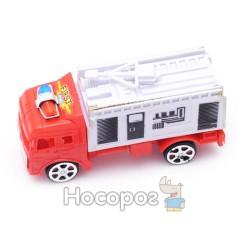 Пожарная машина инерционная 689-3