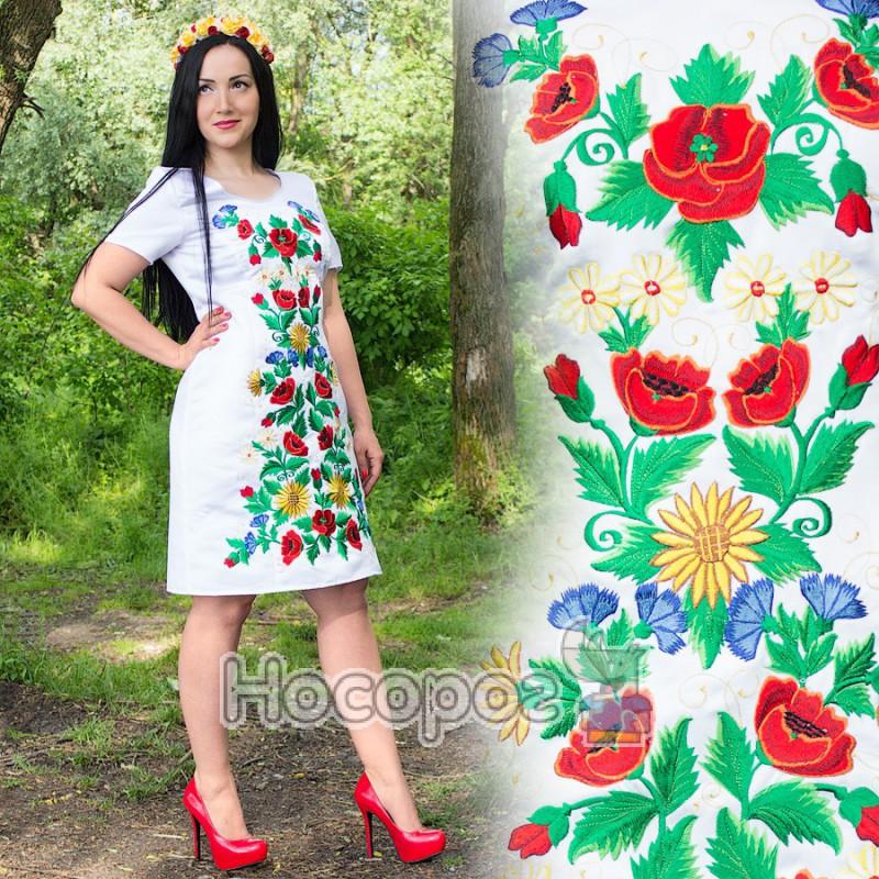 Вышивка в украинском стиле 21