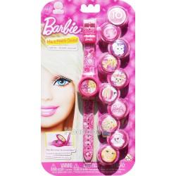 Часы Barbie Intek с набором сменных панелей