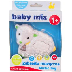 Игрушка музыкальная Baby Mix Овечка SK/50104