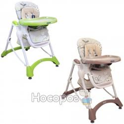 Крісло для годування YQ-198 GREEN/YQ-198 BEIGE
