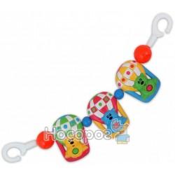 Погремушка в коляску Baby mix - Воздушный шар 10158