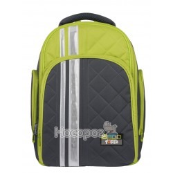Ранець Tiger Rainbow Collection Lime Grey RW18-A06