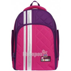Ранець Tiger RW18-A04 Rainbow Collection Pink Purple girls