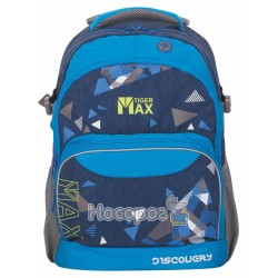 Ранець Tiger DC18-A05 Discovery Backpack, Triangles