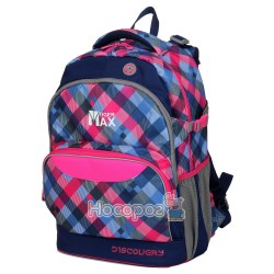 Ранець Tiger DC18-A04 Discovery Backpack, Vibrant