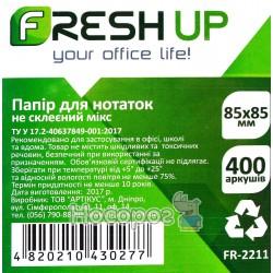 Блок бумаги для заметок Fresh FR-2211