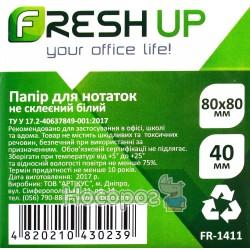 Блок бумаги для заметок Fresh FR-1411
