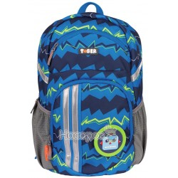 Ранець Tiger LYSC-A02 Lively Backpack,Zigzag(boys)
