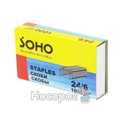 Скоба № 24/6 SOHO-2460