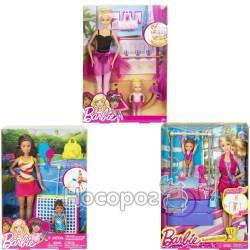 """Набір Barbie """"Тренування з Челсі"""" серії """"Я можу бути"""" в ас.(2) DVG13"""