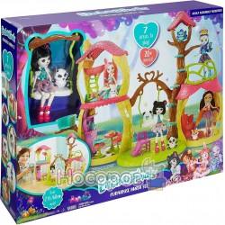 """Набор Mattel Enchantimals """"Лесной домик панды Дрю"""" FNM92"""