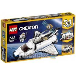 """Конструктор LEGO """"Космічний дослідницький шатл"""""""