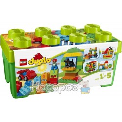 Конструктор LEGO DUPLO «Веселая коробка»