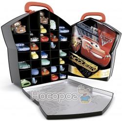 Контейнер Mattel для 36 машинок-героев из м/ф «Тачки 3»