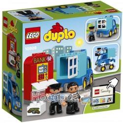 """Конструктор LEGO """"Полицейский патруль"""""""