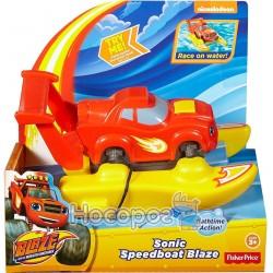 """Іграшка для ванни """"Швидкісний катер"""" з м/с """"Блиск і монстромашини"""" DGK63"""