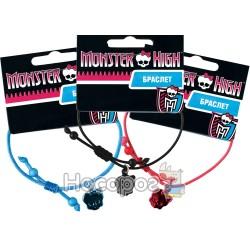 Браслет с блестящей подвеской Monster High