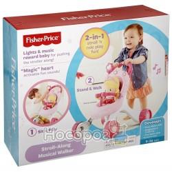 "Возик-ходунки ""Маленька принцеса"" Fisher-Price CGN65"