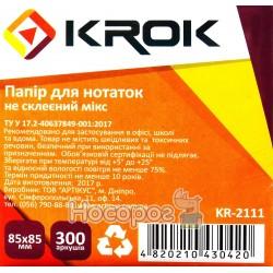 Бумага для заметок Krok KR-1112