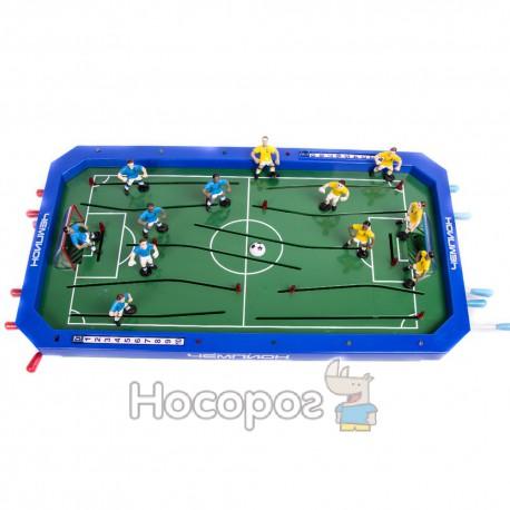 Футбол настольный В 771815 R Чемпион (звуковое сопровождение, световые эффекты, ведется счет)