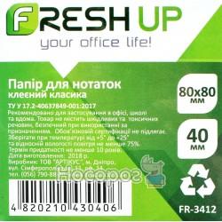 Бумага для заметок Fresh Up FR-3412
