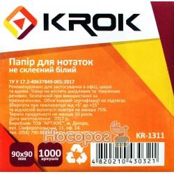 Бумага для заметок Krok KR-1311