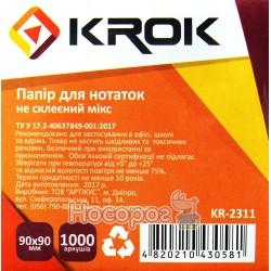Бумага для заметок Krok KR-2311