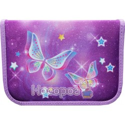 Пенал Tiger NQ18-B05E Nature Quest,Starry Butterflies(girls)