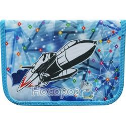 Пенал Tiger NQ18-B03E Nature Quest,Space Shuttle (boys)