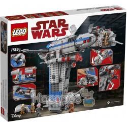 Конструктор LEGO Бомбардировщик Сопротивления 75188