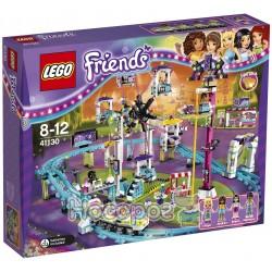 Конструктор LEGO Американские горки в парке развлечений 41130