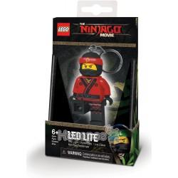"""Брелок-фонарик LEGO """"Лего Фильм Ниндзяго - Кай"""" LGL-KE108K"""
