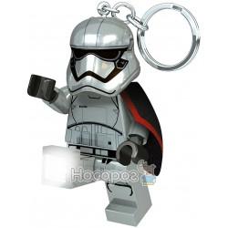 """Брелок-ліхтарик LEGO Зоряні війни """"Капітан Фазма"""" LGL-KE96"""