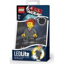 """Брелок-фонарик LEGO """"Лего Фильм. Президент Бизнес"""" LGL-KE44-BELL"""