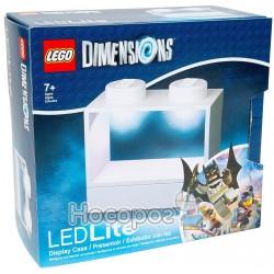 Дисплей-підставка з підсв. для мініфігурок LEGO LGL-NI9