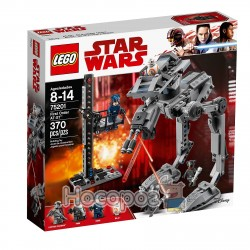 Конструктор LEGO First Order AT-ST 75201