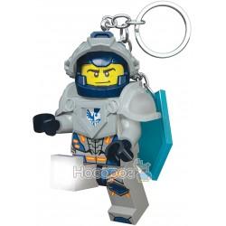 """Брелок-фонарик LEGO Некзо Найтс """"Клей"""" LGL-KE87"""