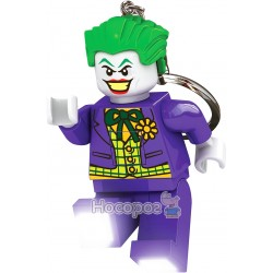 """Брелок-фонарик LEGO Супергерои """"Джокер"""" LGL-KE30A"""