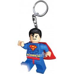"""Брелок-ліхтарик LEGO Супергерої """"Супермен"""" LGL-KE39"""