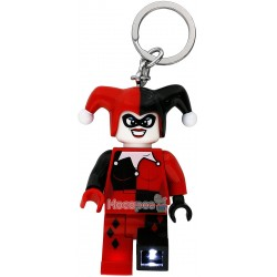 """Брелок-фонарик LEGO Супергерои """"Харли Квин"""" LGL-KE81"""