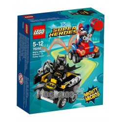 Конструктор LEGO Mighty Micros: Бэтмен против Харли Квинн 76092