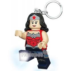 """Брелок-ліхтарик LEGO Супергерої """"Чудо-жінка"""" LGL-KE70"""