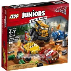 """Конструктор LEGO Заезд """"Бешеная 8 в Сандер Холлоу"""" 10744"""