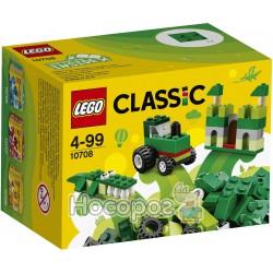 Конструктор LEGO Зеленый набор для творческого конструирования 10708