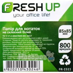 Бумага для заметок Fresh Up FR-1511