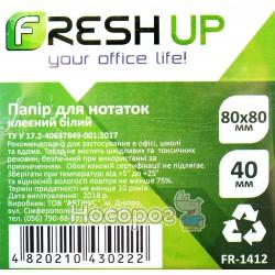 Бумага для заметок Fresh Up FR-1412
